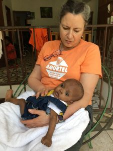 haiti newsletter new baby
