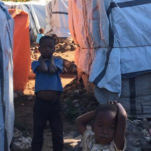 haiti newsletter camp 2